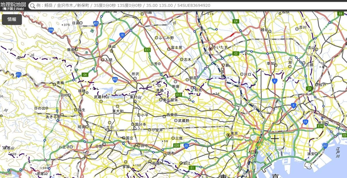 地理 院 地図